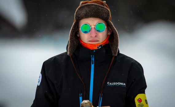 World Para Nordic Skiing Championships. February 16, 2019 - Prince George, British Columbia, Canada. Kelly Bergman/BergMedia