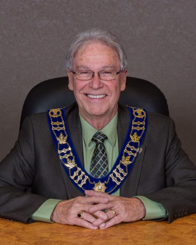 Williams Lake Mayor Walt Cobb