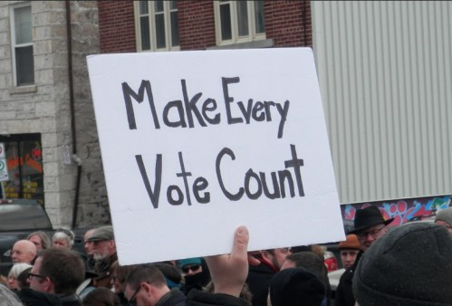Electoral reform revival? Support for changing voting systems skyrockets post election