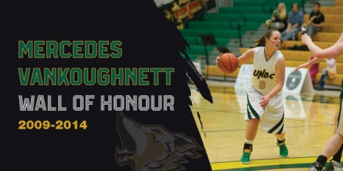 Basketball great VanKoughnett joins Wall of Honour