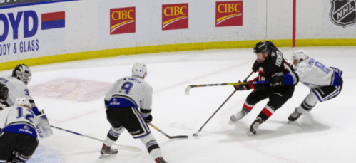 Cougars' second period surge key in win over Royals