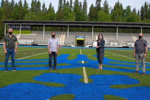 Masich Place named 'outstanding stadium'