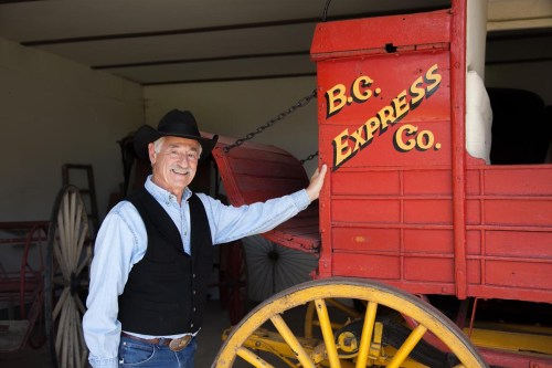 Bestselling Cariboo Gold Rush classic book by Art Downs now back in print