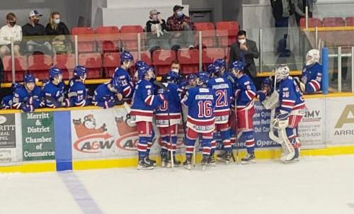 Spruce Kings grab first pre-season win with 6-2 victory In Merritt