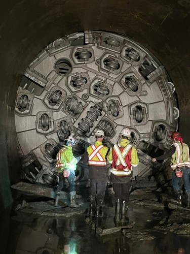 Rio Tinto completes tunnel for Kemano T2 hydro-power project