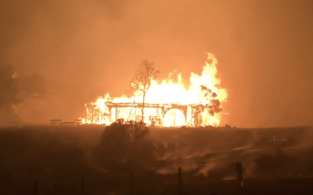 Press-Democrat: Video shows first hours of the Tubbs fire in Santa Rosa in nine minutes