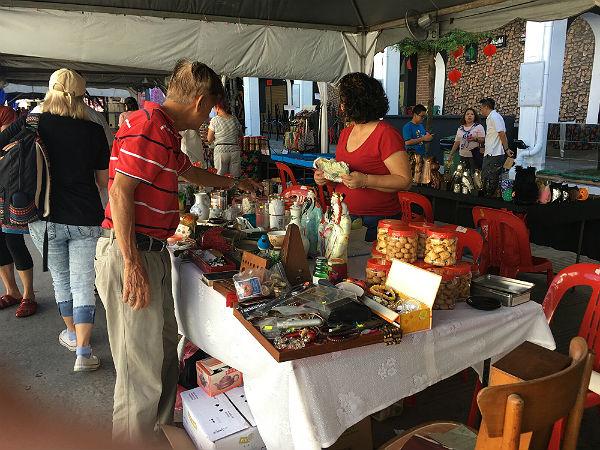 Little Penang Street Market