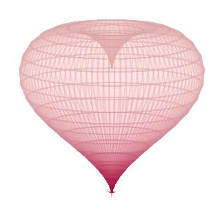 Heart in 3d