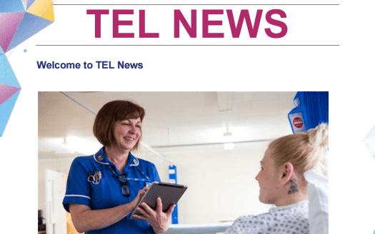 TEL news March