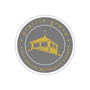 Prairie Grove First United Methodist Church Seal Logo