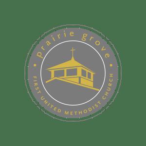 Prairie Grove First United Methodist Church Seal Logo