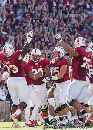 Stanford Football: 2013-14 Bowl Game
