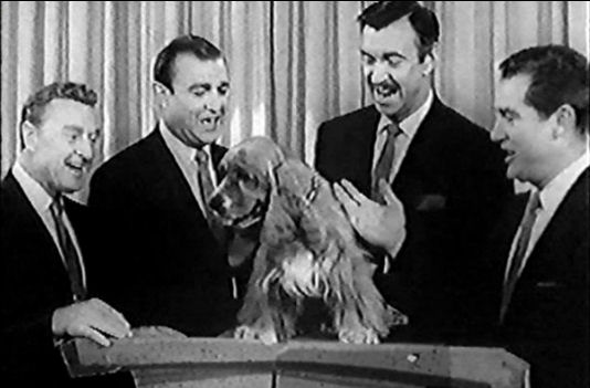 Thurl Ravenscroft And Walt Disney