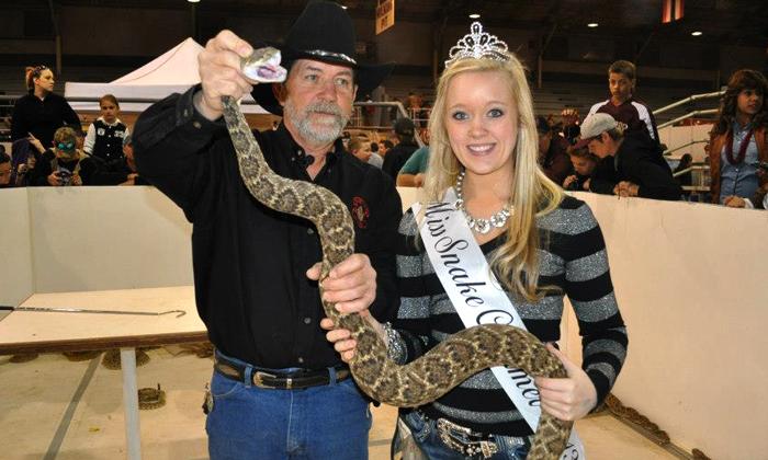 Image result for rattlesnake roundup