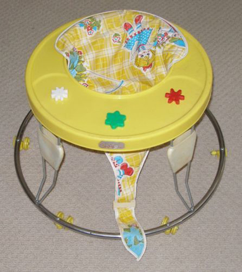 Old School Baby Items That Look More Like Torture Devices
