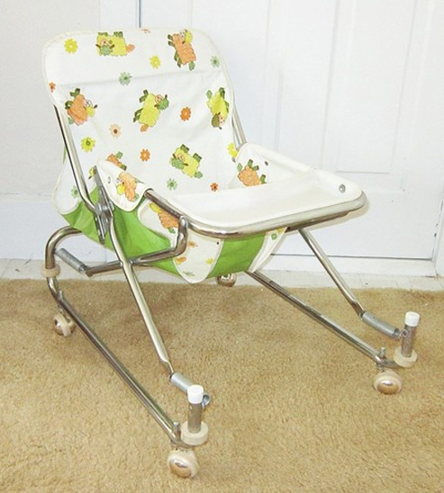 cosco baby chair rustic pub tables and chairs old school items that look more like torture devices - daily parent
