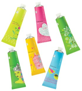Love & Toast Super Smoother Collection lotions are a great beauty gift idea for holiday 2012.