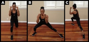 Get is shape with the lung matrix workout.