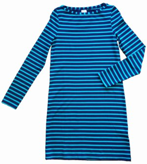 This tunic contains UPFs that provide sun protection.