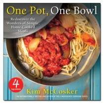 One Pot, One Bowl Cookbook.