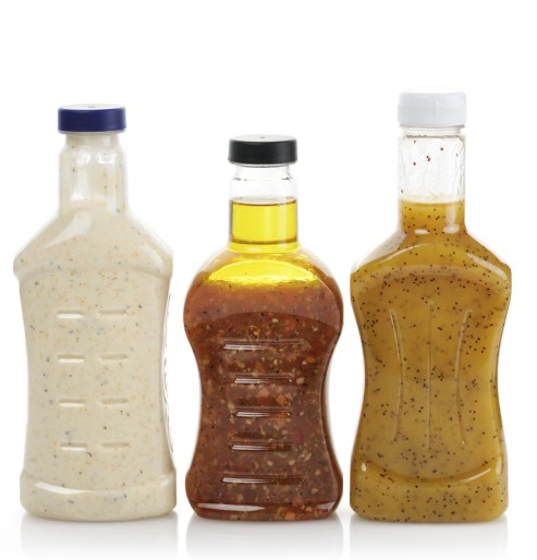 low cal salad dressing