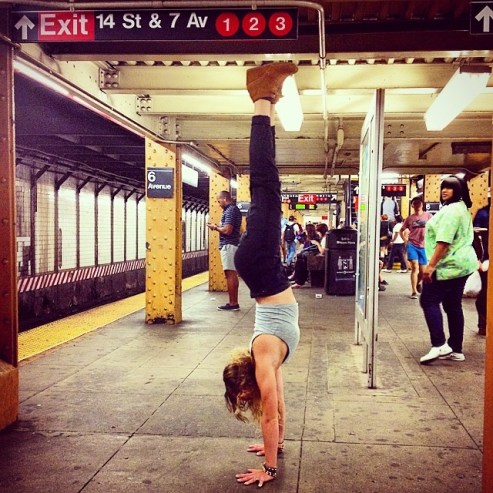 subway yoga 5