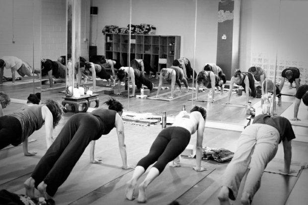 Kindness Yoga | Spryliving.com