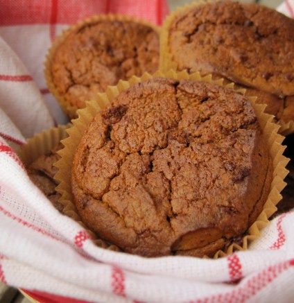 Sweet Potato Chai Muffins | Spryliving.com