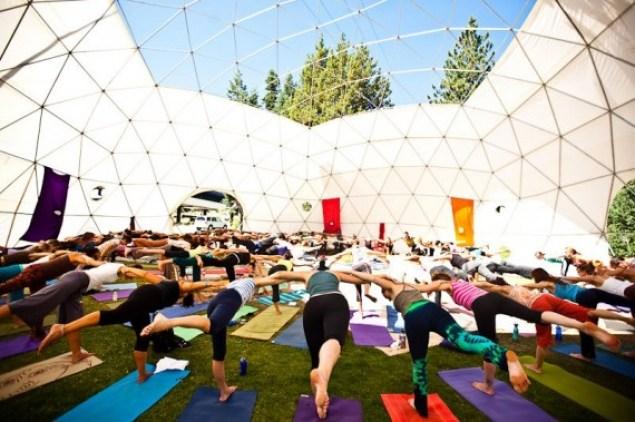 Wanderlust Yoga | Spryliving.com