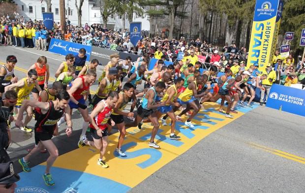 Boston Marathon | Spryliving.com