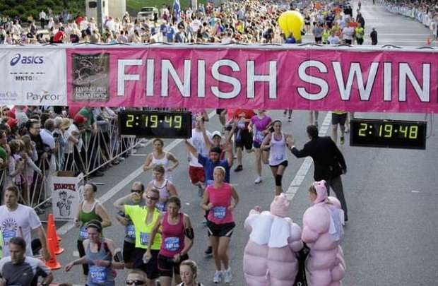 Flying Pig Marathon | Spryliving.com
