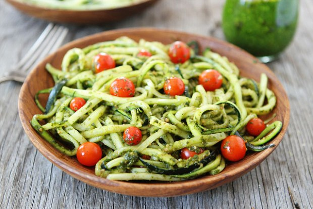 Spry Living|Trending Zucchini Noodle Recipes