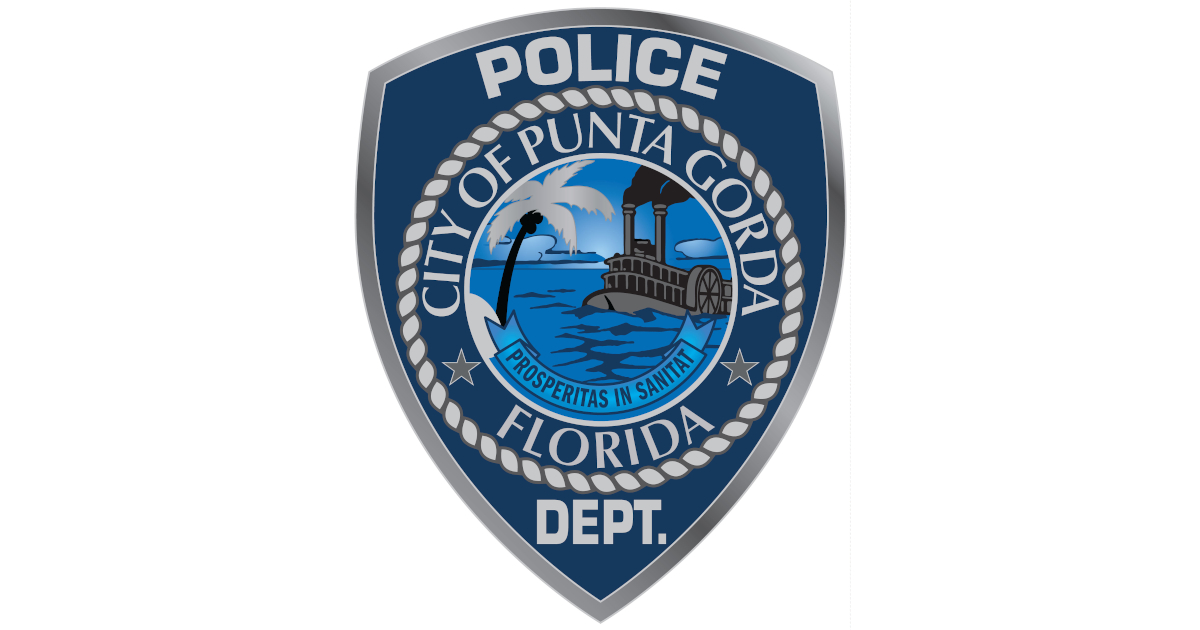 Punta Gorda Police Department Patch
