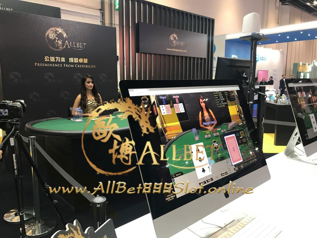 Streaming Casino Allbet บาคาร่าสด pgslotwallets.com