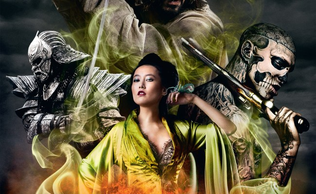 47 Ronin Decent But Not Great Adventure Fantasy Movie