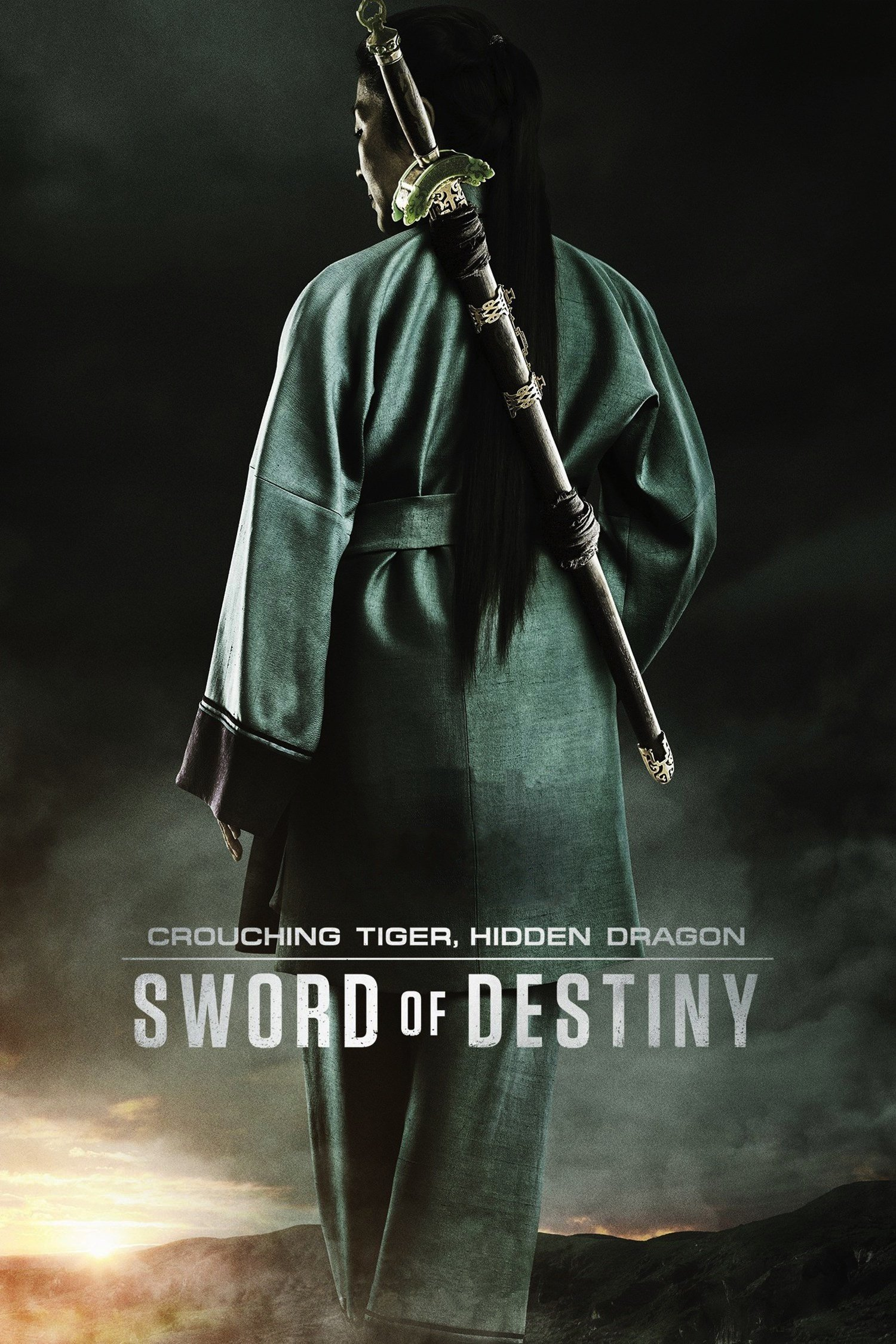 Sword of Destiny: Like an old Western in Asian setting.