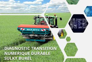 Diagnostic transition numérique Sulky Burel