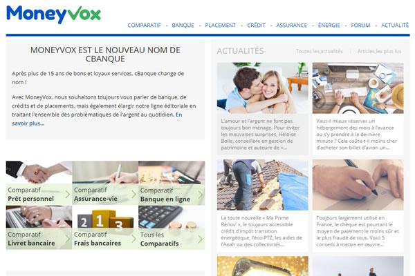 Redacteur en chef cBanque/MoneyVox