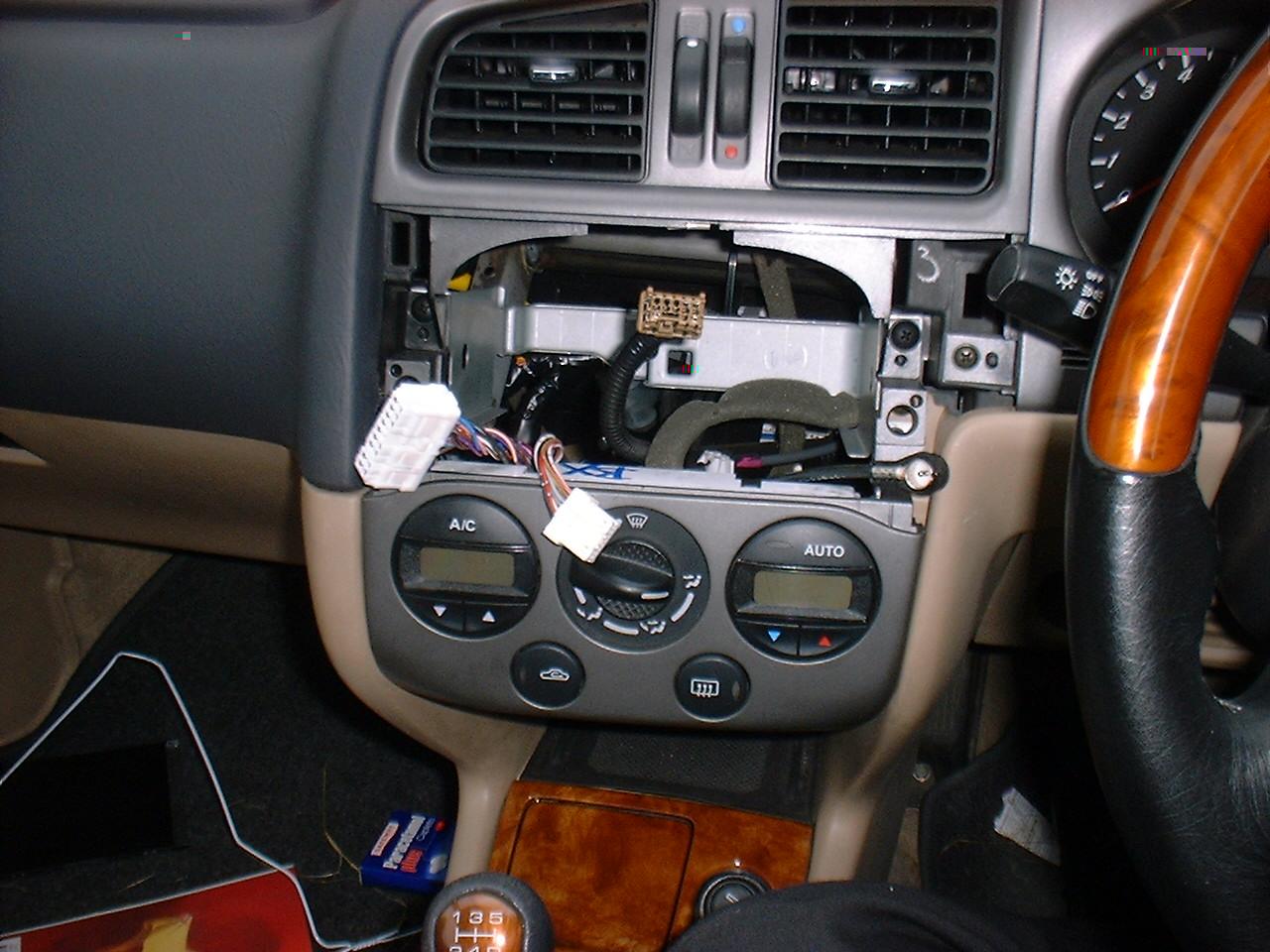 blaupunkt rd4 wiring diagram car alarm toyota radio nissan primera