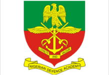Nigerian Defense Academy (NDA) 2017-2018 application Form