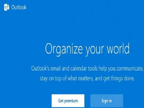 Outlook.com – Organize Your World | Email and Calendar