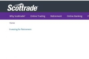 Scottrade Login  | Access My Scottrade Account