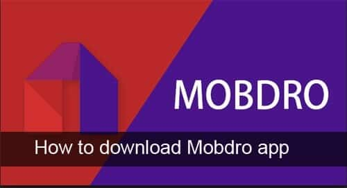 Mobdro app – best free stream app for android, Samsung phone