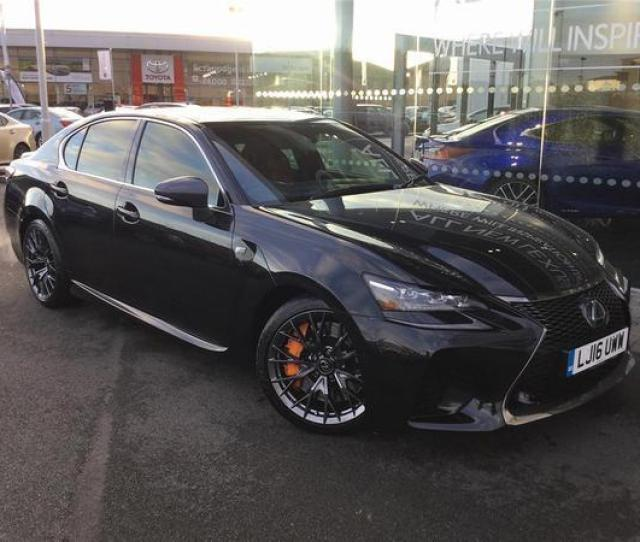 Typically These Classifieds Based Features Focus On Older Cars Picked From Pistonheads But This Lexus Gs F Was Just Too Tempting To Ignore
