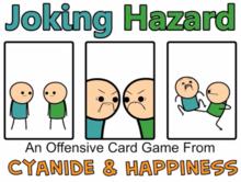 joking hazard a card