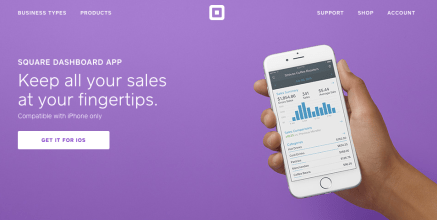 square dashboard real time