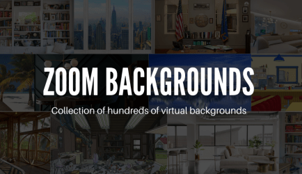 Zoom Background 1000+ free crowdsourced backgrounds for your next meeting Product Hunt