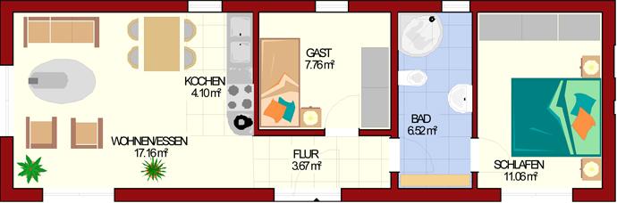 Haus2 - Mehr RaumGewinn · Wohnen & Wintergärten · Individuell