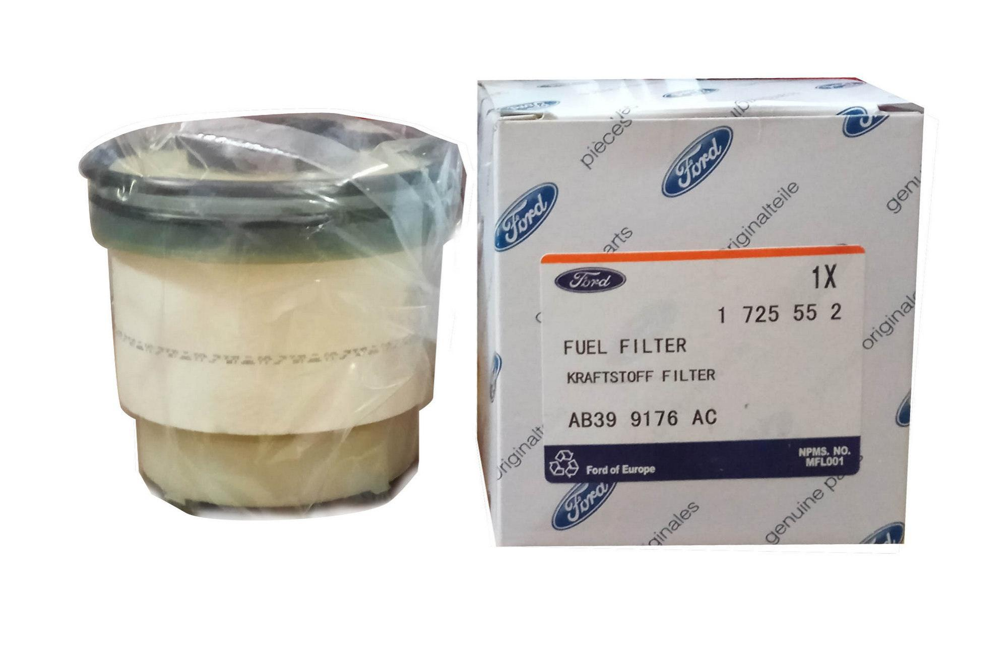 hight resolution of ford genuine fuel filter ab399176ac ab39 91 76ac for ford ranger