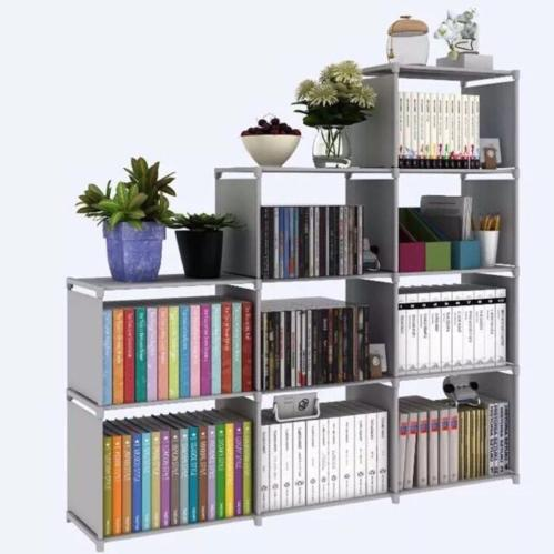 small resolution of cee8 high quality 9 cube diy book shelf book stand